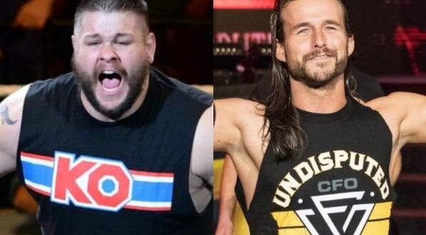 Kevin Owens & Adam Cole - Wrestling Examiner