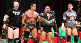 League of Nations - Wrestling Examiner