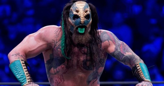 Luchasaurus - Wrestling Examiner