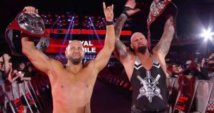 Luke Gallows & Karl Anderson - Wrestling Examiner