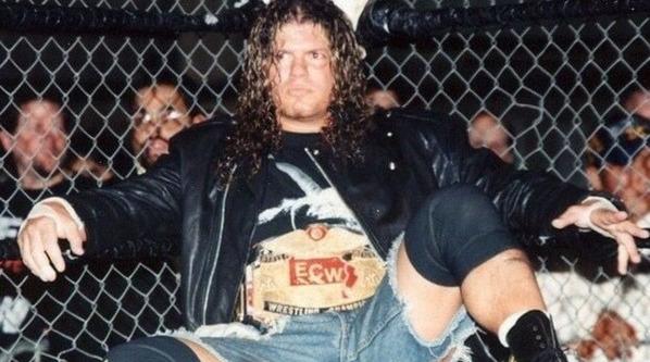 Raven ECW Champion - Wrestling Examiner