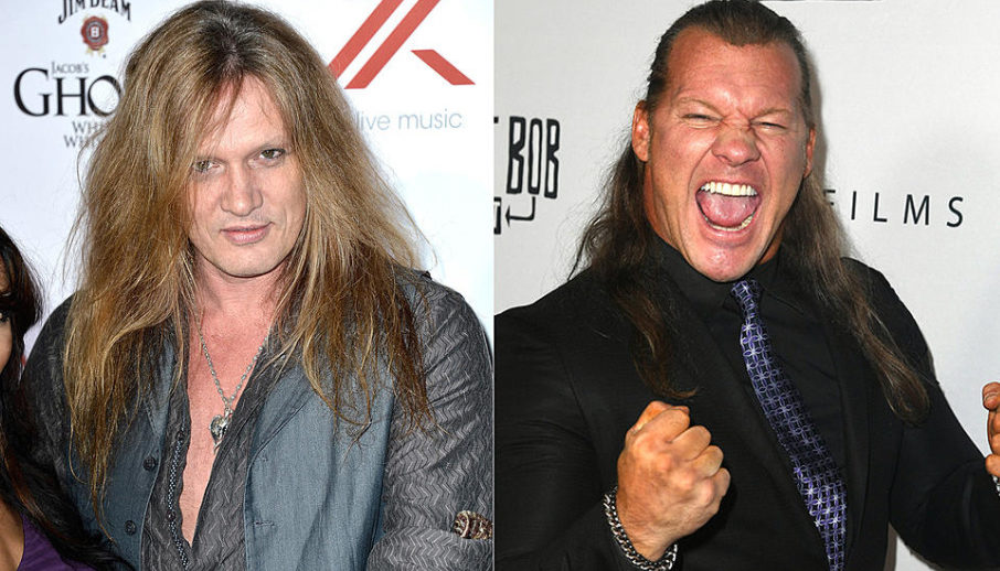 Sebastian Bach Accuses Chris Jericho of Lip Syncing - Wrestling Examiner