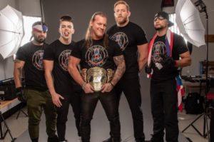 The Inner Circle AEW - Wrestling Examiner