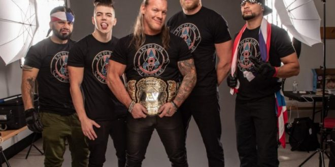 The Inner Circle AEW - Wrestling Examiner