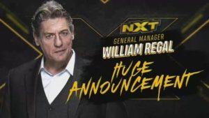 William Regal NXT - Wrestling Examiner