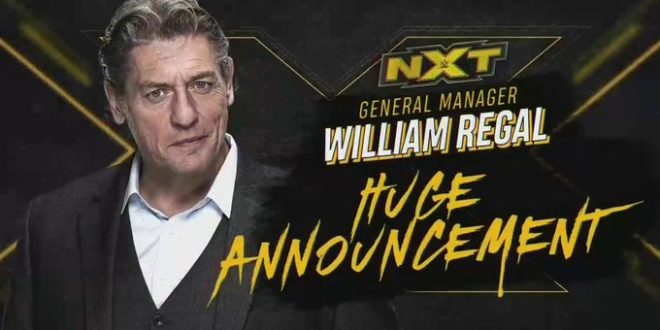 William Regal NXT - Wrestling Examiner