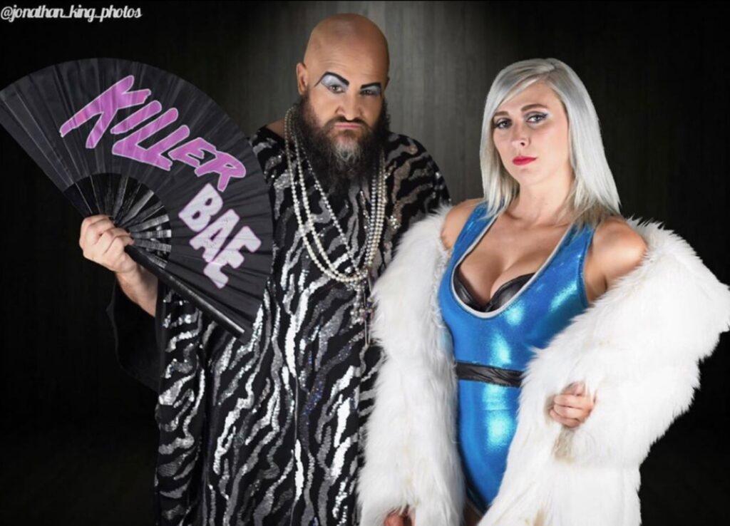 Halston Boddy & Heather Monroe - Wrestling Examiner