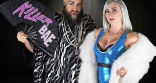 Halston Boddy & Heather Monroe - Wrestling Examiner
